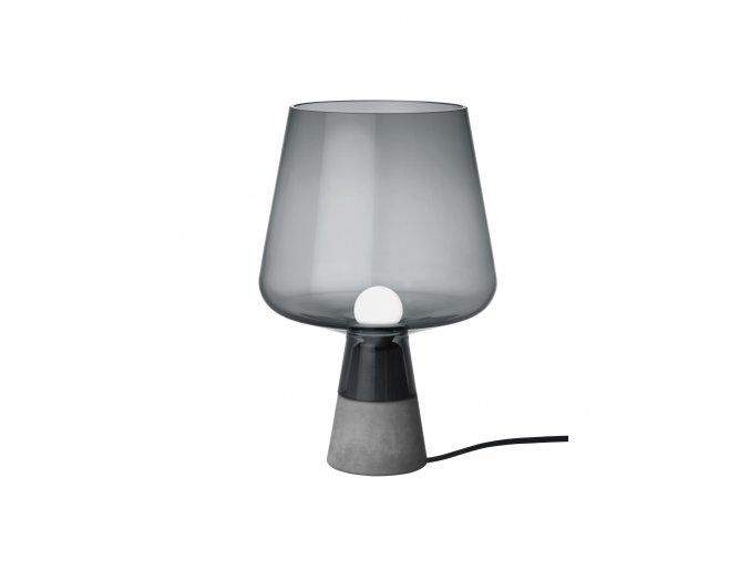 Stolní lampa Leimu Iittala 300 x 200 mm, šedá