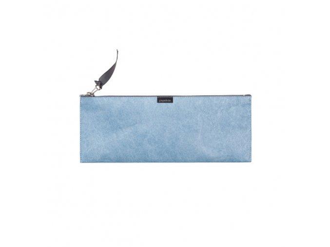 Penál Papelote větší modrý