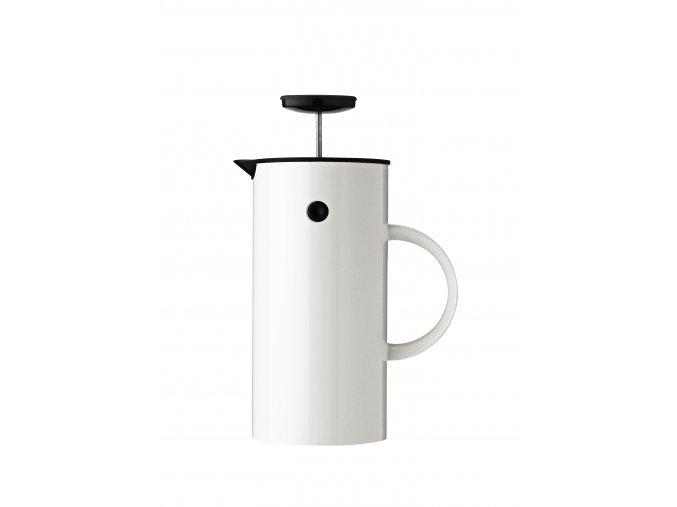 Kávovar frenchpress EM Stelton 1 l bílý