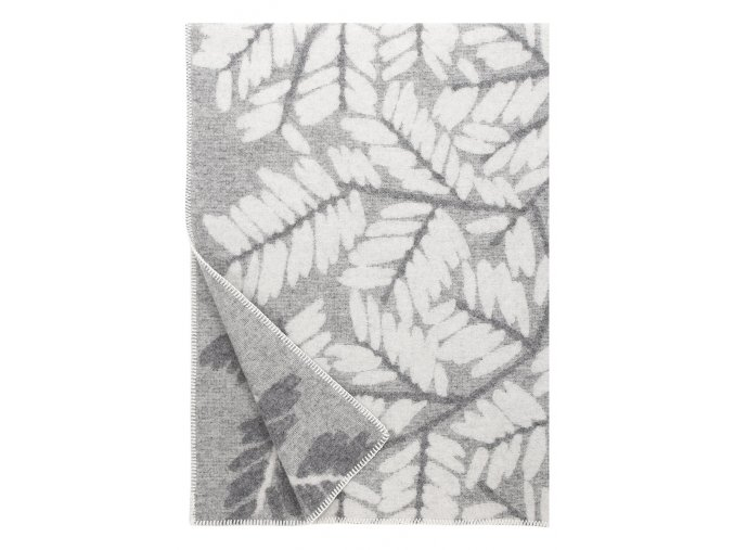 Deka VERSO Lapuan Kankurit 130x180 cm šedá
