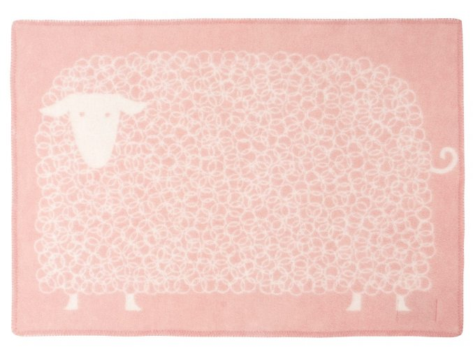Deka KILI 90x130 cm Lapuan Kankurit růžová