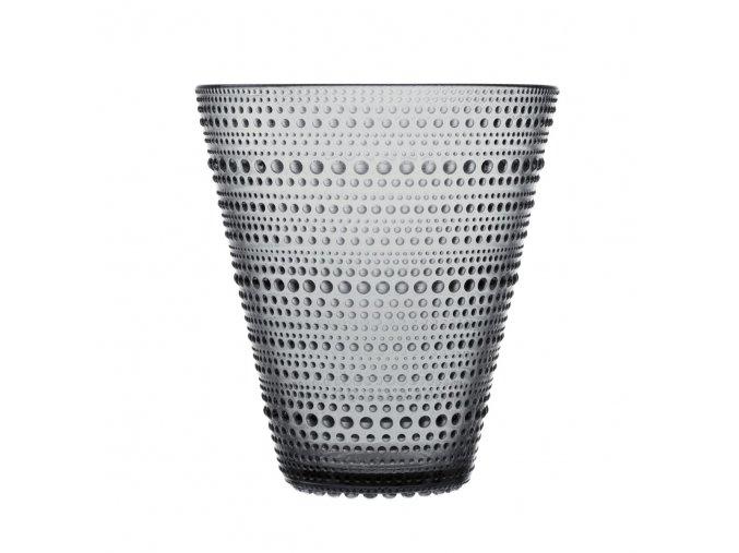 Váza Kastehelmi 15,4 cm šedá