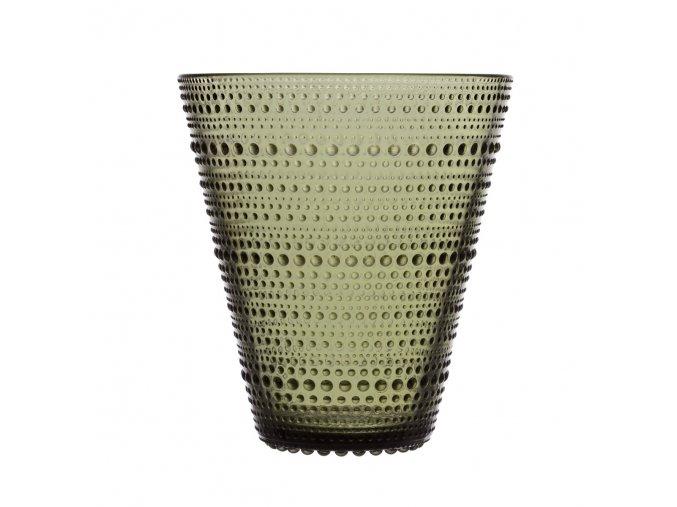 Váza Kastehelmi 15,4 cm mechově zelená