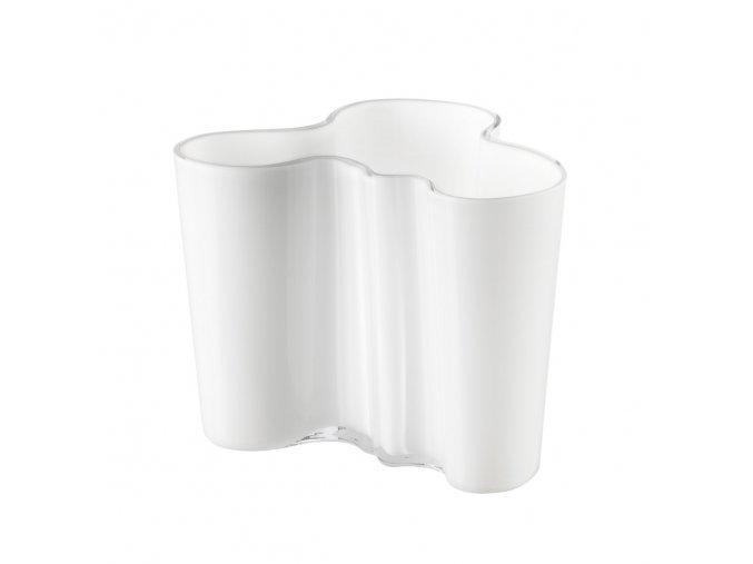 Váza Alvar Aalto iittala 12 cm bílá
