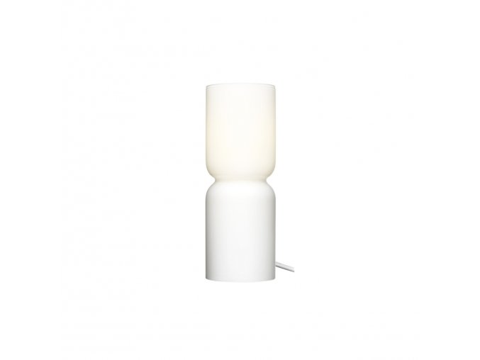 Lantern lamp 250mm white