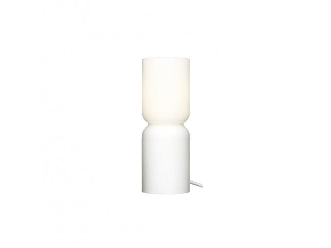 Stolní lampa Lantern Iittala, 25 cm, bílá