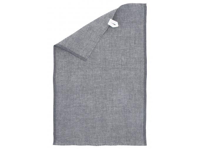 Utěrka MONO 48x70 cm Lapuan Kankurit šedá