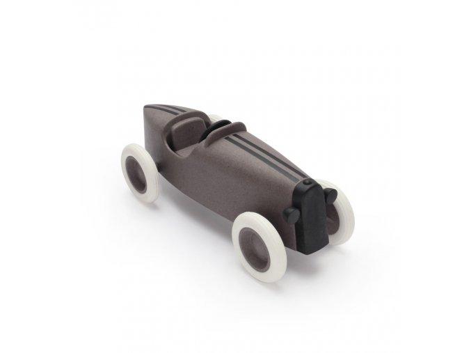 Autíčko Grand prix racing car, hnědé taupe