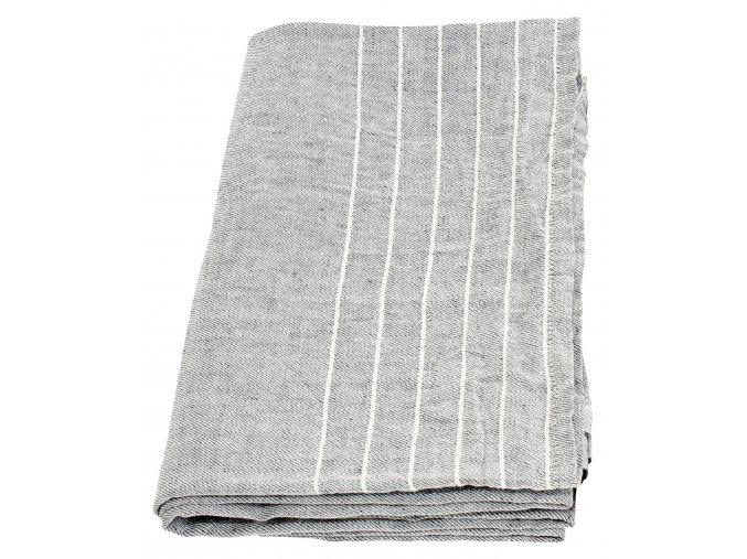 Osuška KASTE Lapuan Kankurit 95x180 cm šedá