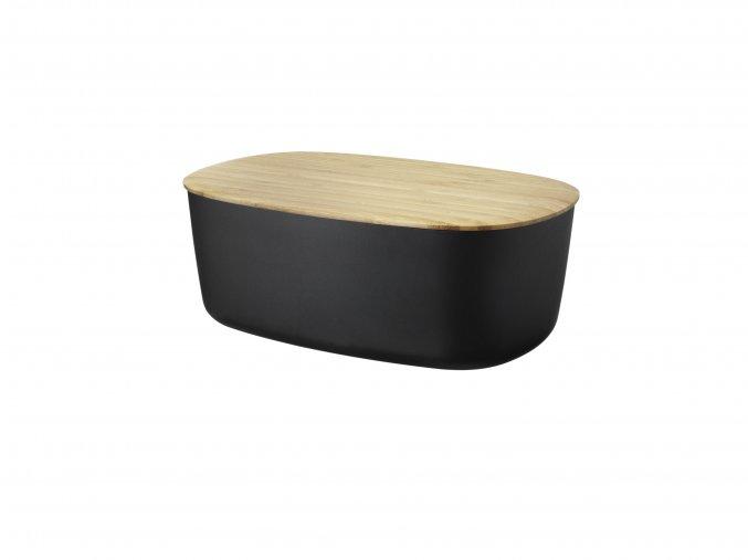 Chlebník BOX IT Rig-tig černý