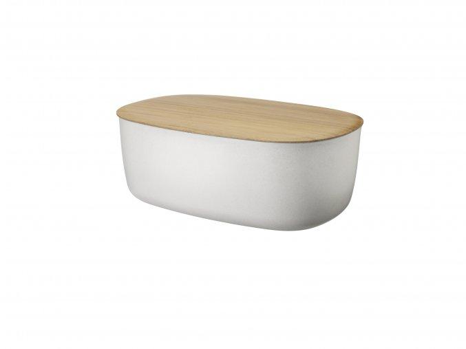 Chlebník BOX IT Rig-tig bílý