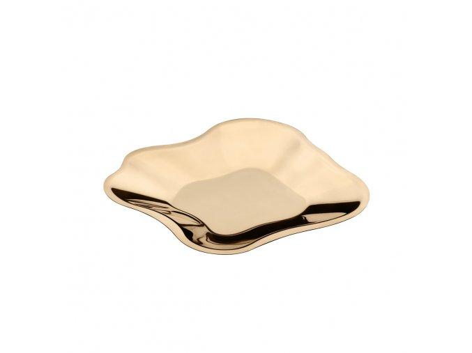 Mísa Alvar Aalto iittala 35,8 cm růžově zlatá