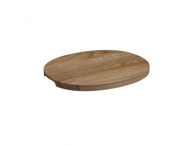 Servírovací tác Raami iittala 38,5 cm dubový