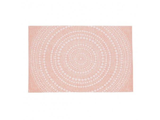 Utěrka Kastehelmi iittala 47x70 cm pudrová