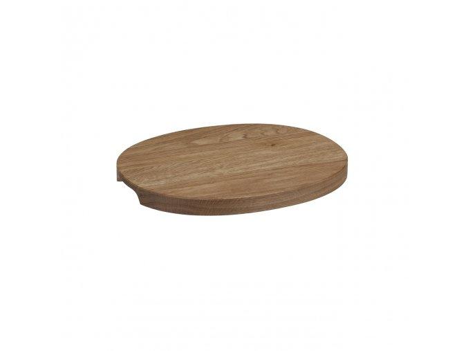 Servírovací tác Raami iittala 31 cm masivní dub