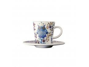 Taika espressocup 0.1L white