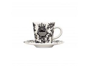 Taika espressocup 0.1L black