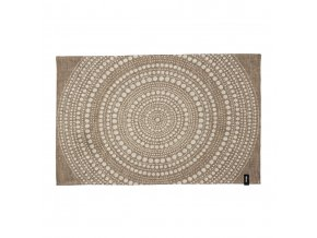Kastehelmi tea towel 47x7 cm linen