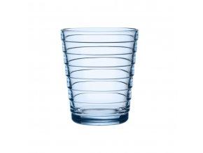 Sklenice Aino Aalto iittala 0,22 l vodní modrá 2 ks