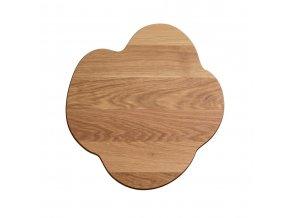Dřevěný tác Alvar Aalto iittala menší dubový