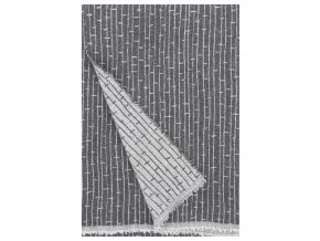 Deka METSA 140x180 cm Lapuan Kankurit tmavě šedá