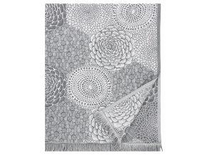 Deka RUUT 140x240 cm Lapuan Kankurit šedá