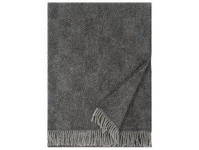 Deka MARIA 130x180 cm Lapuan Kankurit tmavě šedá