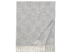 Deka MARIA 130x180 cm Lapuan Kankurit světle šedá