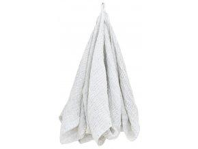 Cestovní ručník NYYTTI Lapuan Kankurit 65x130 cm bílý