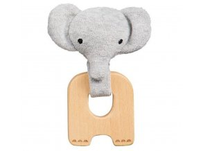 Kousátko slon Petitcollage