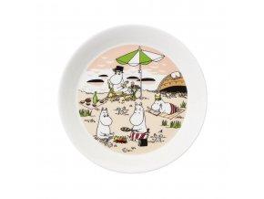 Talíř Moomin Together Arabia 19 cm - speciální edice