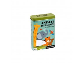 Karetní hra ANIMAL KINGDOM Petitcollage