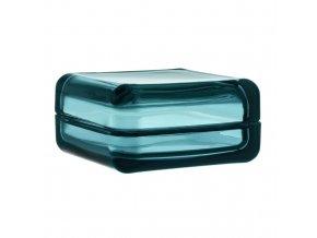 Velký box Vitriini Iittala mořská modrá