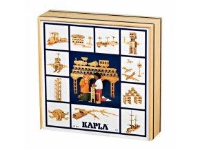 Kapla 100 – stavebnice ze dřeva
