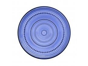 Talíř Kastehelmi iittala 24,8 cm modrý