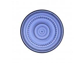 Talíř Kastehelmi iittala 17 cm modrý