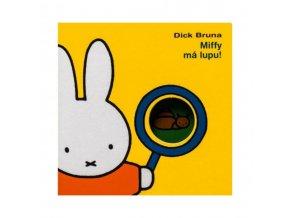 Miffy má lupu