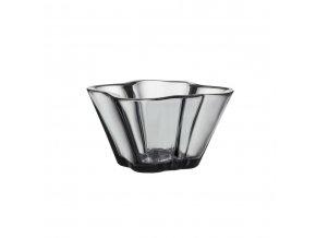 Miska Alvar Aalto 7,5 cm šedá
