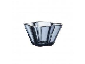 Miska Alvar Aalto 7,5 cm šedomodrá