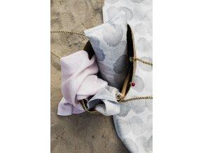 Polštář nejen do sauny SADE Lapuan Kankurit šedý