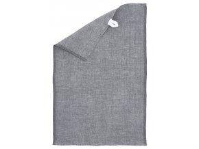 Utěrka / malý ručník MONO Lapuan Kankurit 48x70 cm šedý