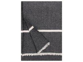 Deka TANHU Lapuan Kankurit 130x170 cm tmavě šedá