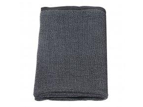 Osuška TERVA Lapuan Kankurit 85x180 cm černo–antracitová