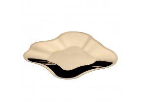 Mísa Alvar Aalto iittala 50,4 cm růžově zlatá