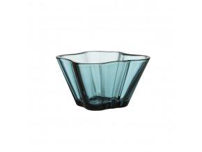 Miska Alvar Aalto iittala 7,5 cm modrá sea blue