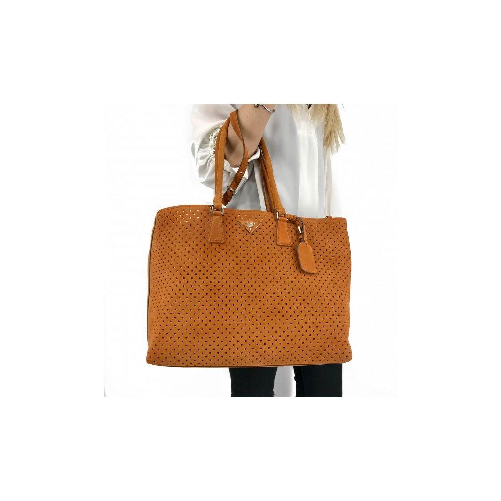 Prada Suede handbag NEW
