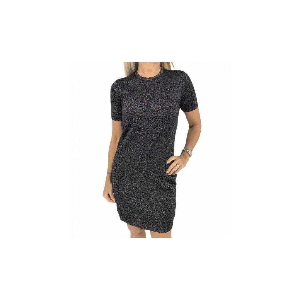 ERIC BOMPARD Glitter Dress