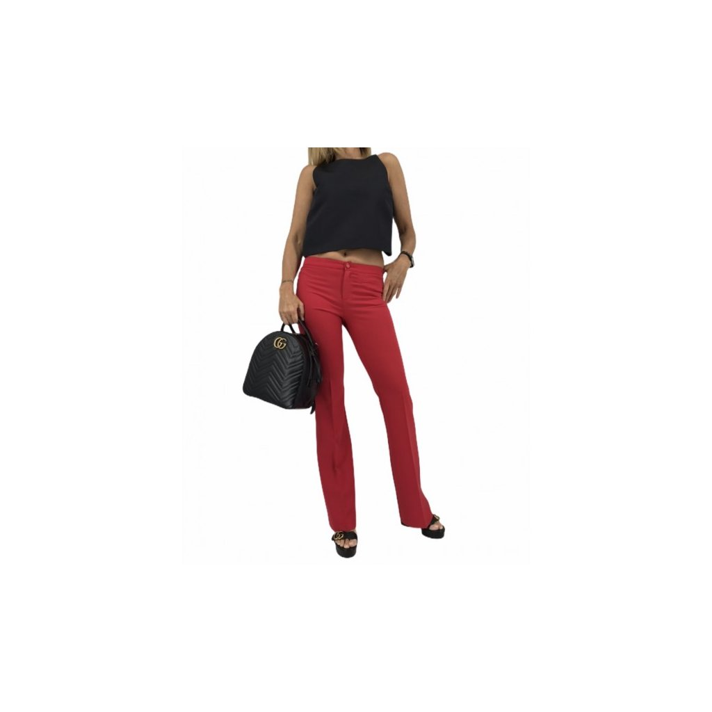 MOSCHINO Red Pants