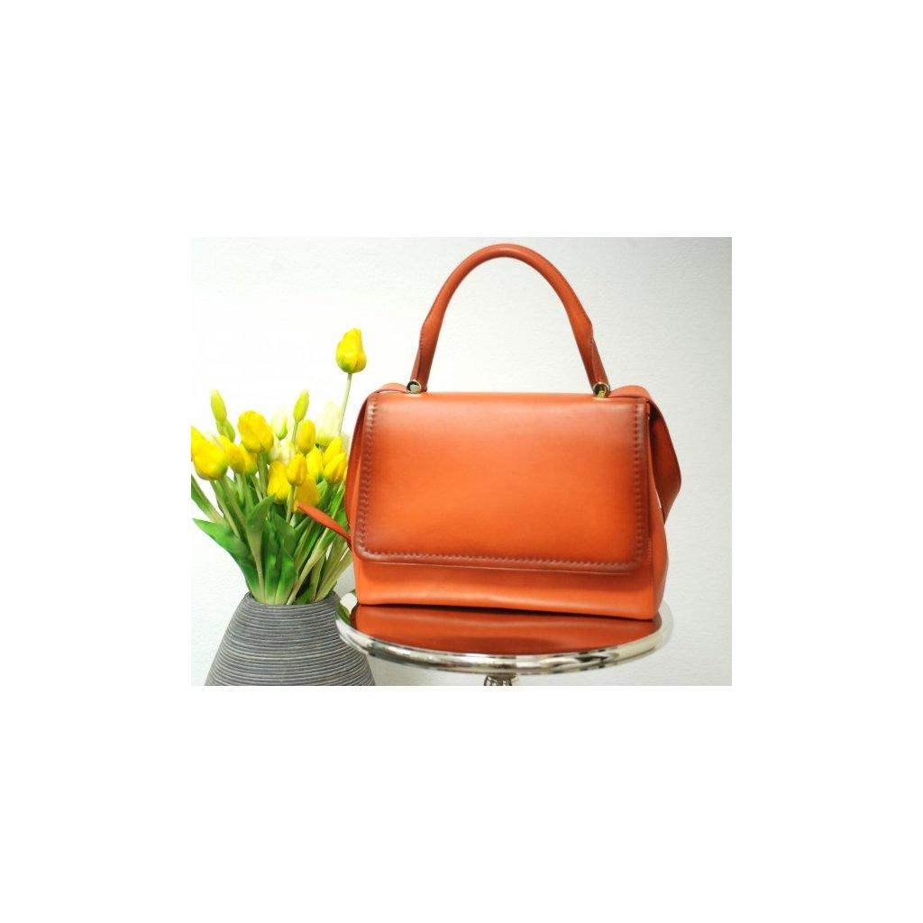 MAX MARA Orange Handbag NEW