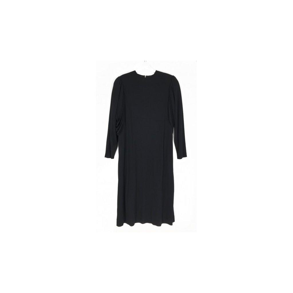 MARINA RINALDI Long Sleeve Dress
